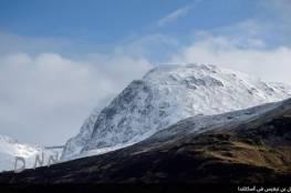 أعلى جبل في بريطانيا يزداد مترا