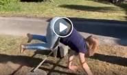 شاهد : المرأة الحصان من #النرويج