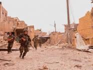 قوات النظام تستعيد بلدة من داعش قرب حلب