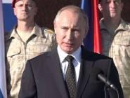 بوتين يفي بوعده للأسد!