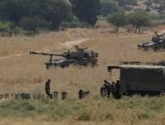 ردا على هجمات صاروخية.. قصف مدفعي إسرائيلي على لبنان