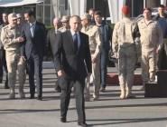 فيديو مهين.. عسكري روسي يمنع الأسد من اللحاق ببوتين!