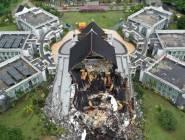 ارتفاع حصيلة ضحايا زلزال إندونيسيا لـ 81 قتيلاً . اليوم الاثنين 18-01-2021