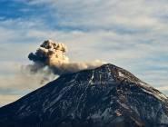 بركان الأسكا: رفع مستوى التأهب إلى اللون البرتقالي