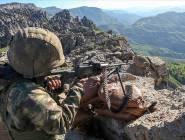 """الداخلية التركية تعلن قتل 4 إرهابيين من """"بي كا كا"""""""