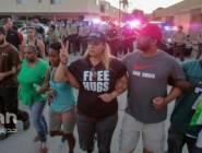 تجدد الاحتجاجات بعد مقتل رجل أسود برصاص الشرطة في سان دييغو في كاليفورنيا