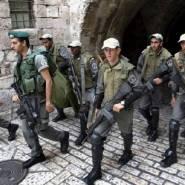 فلسطين : تأهب امني من الإحتلال في القدس وبمحيط المسجد الأقصى