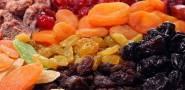 كيف تعدّ الفاكهة المجففة في المنزل؟