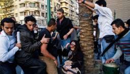 القاهرة .......مسلم يضحي بحياته دفاعاً عن سيدة قبطية تعرضت للتحرش