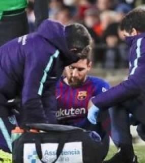 أخبار ميسى اليوم عن منحه قرار حسم مشاركته فى الكلاسيكو ضد ريال مدريد