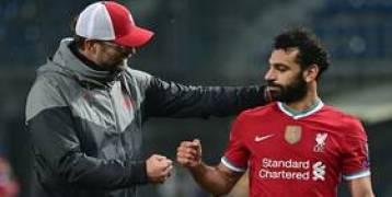 مدرب ليفربول يزف نبأ سارا لعشاق المصري صلاح قبيل مواجهة بيرنلي