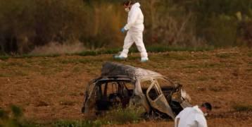 """اغتيال الصحفية المسؤولة عن """"وثائق بنما"""" بتفجير سيارتها في مالطا"""