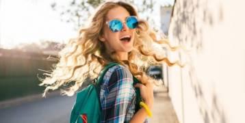 خطوات لحماية شعركِ من أشعة الشمس الضارة هذا الصيف