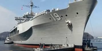 أمريكا تطور سفن إنقاذ جديدة لسلاح البحرية