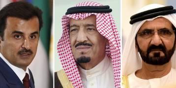 إشادة قطرية بالسعودية وهجوم على الإمارات