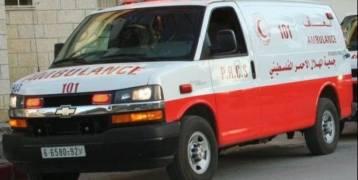 فلسطين : مصرع فتى بحادث دهس شرق نابلس