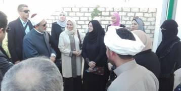 ما هي هدية الأزهر لمن فقدت زوجها و12 ابناً وحفيداً بمجزرة سيناء؟