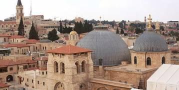 مؤسسات مسيحية فلسطينية تتعهد بمواصلة النضال لإلغاء صفقات بيع أملاك كنيسة