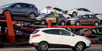 أكثر من 16 الف سيارة اشتراها الفلسطينيون في عام 2020