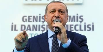 أردوغان: نولي أهمية لدور الأردن في حماية الأماكن المقدسة بالقدس