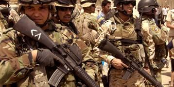 """القوات العراقية على وشك استعادة """"السيطرة الكاملة"""" على شرق الموصل"""