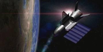 مركبة الفضاء التابعة لسلاح الطيران الأميركي بصدد العودة بعد مهمة سرية
