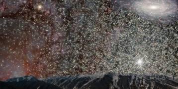 فلك : رصد 12 ثقبا أسود في مركز مجرّة درب التبانة