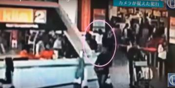اول فيديو يتم بثه عبر وسائل الاعلام لمقتل الأخ غير الشقيق لدكتاتور كوريا