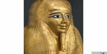 مصر تُعلن استعادة تابوت أثري مُذهب بعد تهريبه منذ أعوام