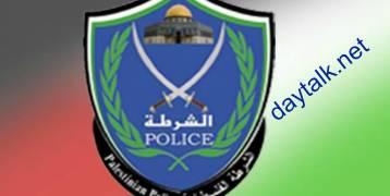 الشرطة الفلسطينية  تضبط حافلة حمولتها القانونية 19 راكبا تقل 39 طالبا في الخليل