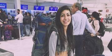 شابة مكسيكية قررت القيام بجولة حول العالم تغتصب و تقتل في أول بلد سافرت إليه !