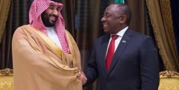 السعودية تستثمر 10 مليارات دولار في قطاع الطاقة في جنوب أفريقيا