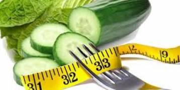 رجيم الخيار طريقك لخسارة الوزن في 7 أيام