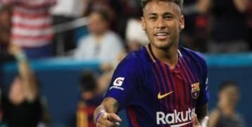 برشلونة يقرر رفع دعوى قضائية ضد نيمار