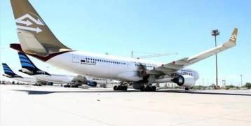 ليبيا.. مطار معيتيقة يستأنف الملاحة بعد توقف لساعات