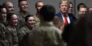 """قبل الرحيل.. ترامب يجري تغييرات """"مريبة"""" في وزارة الدفاع"""