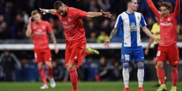 ريال مدريد يواصل انتصاراته في الدوري الإسباني