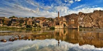 بالصور: مدينة تركية معرّضة للغرق بعد 10 آلاف عاماً من الصمود!