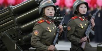 4 سيناريوهات للحرب مع كوريا الشمالية!