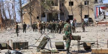 سوريا : مجندون بالإكراه في جيش الأسد.. النظام يجبر كبار السن على القتال معه لتعويض النقص الفادح بقواته