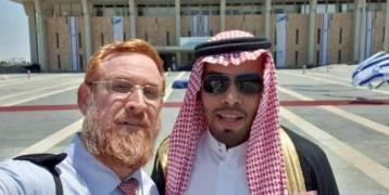"""الإعلام السعودي : """"ما حصل في الأقصى مسرحية صهيونية """""""