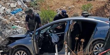 مظاهرة في أبو ديس عقب استشهاد مي عفانة واندلاع مواجهات مع قوات الاحتلال