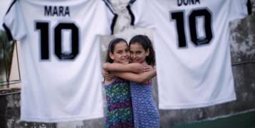 ما قصة التوأم الذي يحمل اسم الراحل مارادونا؟