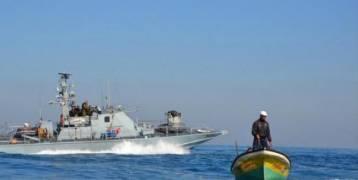 بحرية الاحتلال تطلق النار على مراكب الصيادين قبالة بحر غزة