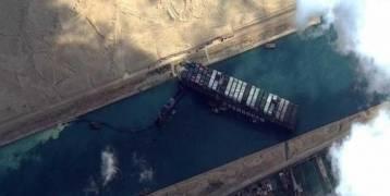 بارقة أمل لانتهاء أزمة قناة السويس