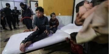 واشنطن : حصلنا على عينات دم وبول ضحايا سوريين تؤكد إصابتهم بالكلور ومادة مشلة للأعصاب