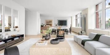 ديكورات غرف استقبال بسيطة في منازل المشاهير