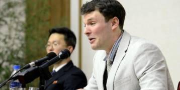 بعد وفاة الطالب الأميركي ترامب يندد بوحشية بيونغ يانغ