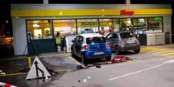 سويسرا : مراهق يشن هجومين منفصلين على عدة أشخاص بفأس