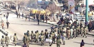 النظام يتوعد.... احتجاجات إيران ترفع سقف المطالب.